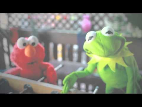 Kermit The Frog - None Of My Business (Official Music Video)
