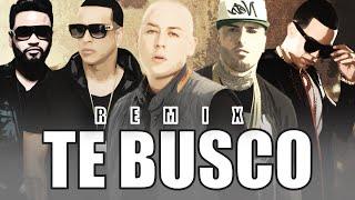 Te Busco (Remix) - Cosculluela Feat. Nicky Jam, Daddy Yankee, J Alvarez & Zion  | Reggaeton 2015