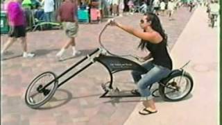 getlinkyoutube.com-Miami Ink Chopper Bicycle Info.
