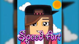 getlinkyoutube.com-Speed cartoon #24 | para:Universe Gamer by:eu | [Mega] melhor cartoon feminina !!!