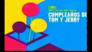 getlinkyoutube.com-Boomerang LA . Promo Cumpleaños de tom y jerry