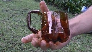 getlinkyoutube.com-Кружка из пластиковой бутылки своими руками