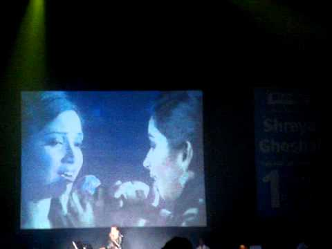 Shreya Ghoshal- Live at Wembley (30th April, 2011)- Mein Jeena Tere Naal