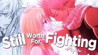 getlinkyoutube.com-[Fairy Tail AMV] - Still Worth Fighting For ᴵᴹᴲ