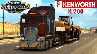 getlinkyoutube.com-American Truck Simulator KENWORTH K200