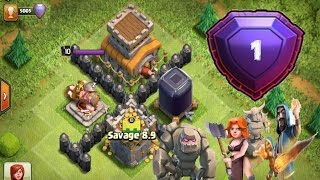 getlinkyoutube.com-PRIMEIRO CV 8 LIGA LENDARIA! - FIRST TH 8 LEGENDS LEAGUE!