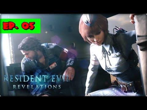 Resident Evil Revelations ep. 05