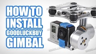 getlinkyoutube.com-HOW TO INSTALL: $100 GoodLuckSell Gimbal with Pitch Control (DJI Phantom)
