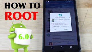 getlinkyoutube.com-How To ROOT Android 6.0 Marshmallow [EASIEST METHOD]