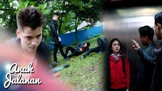 getlinkyoutube.com-Boy Marah Banget Reva Di Ancam Black Cobra [Anak Jalanan][ 26 April 2016]