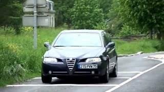 getlinkyoutube.com-Essai Alfa Romeo 166 JTD 175 Sportronic Selective