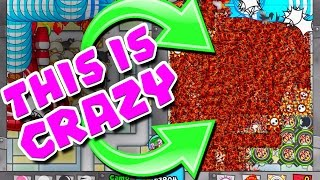 getlinkyoutube.com-Bloons TD Battles  :: THIS IS CRAZY  :: SO MUCH ECO :: THE LAG IS REAL