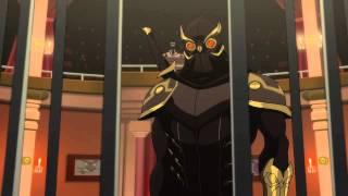 getlinkyoutube.com-Talon Murders the Court of Owls - Batman VS Robin