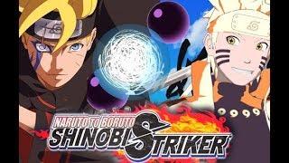 Naruto to Boruto: Shinobi Striker - Beta 2 Finalmente o Gameplay!!!!