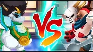 getlinkyoutube.com-Dragon City - Tuber Tournament! Cereal Killer & Disco Ninja!