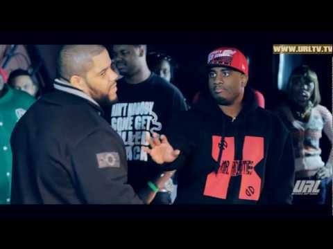 SMACK/ URL PRESENTS CHARLIE CLIPS VS X-FACTOR
