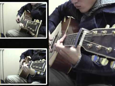 DCⅢ~キミにささげる あいのマホウ~をアコギで弾いてみた。