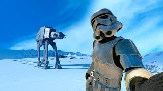getlinkyoutube.com-Star Wars Battlefront - Random Moments #8 (Destroying The Death Star!)