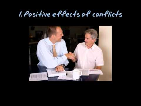 "Presentation on ""How to Manage Conflict at the workplace?"""