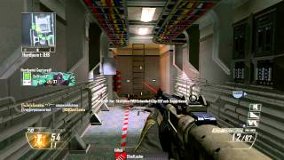 Bots in Public Matches - Black Ops 2 Wii U Gameplay