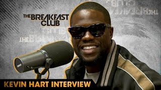 Kevin Hart Builds Laugh Out Loud Network and Confirms If Wife Is Pregnant