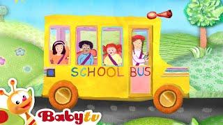 getlinkyoutube.com-Karaoke Sing Along - The Wheels on the Bus, Old McDonald and more | BabyTV
