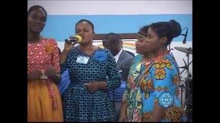 getlinkyoutube.com-L'annee du Jubile - Sr Meda Kamerhe - Shekinah Tabernacle