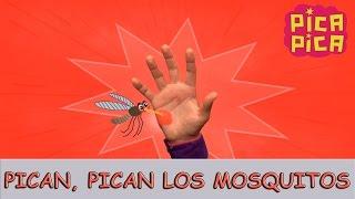 getlinkyoutube.com-Pica- Pica - Pican, Pican Los Mosquitos (VIdeoclip oficial)