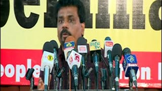 JVP will not allow signing of Indo-Lanka trade agreement (ECTA) – Anura
