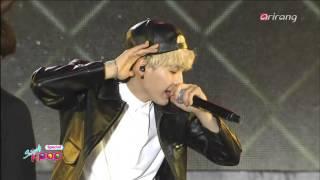 getlinkyoutube.com-[HD] BTS - I Need You + Dope @ ArirangTV Simply KPOP151030
