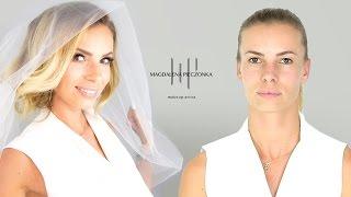 getlinkyoutube.com-Makijaż ślubny z Izą Janachowską