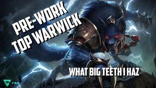 getlinkyoutube.com-League of Legends - Pre Rework Warwick Top - 7.1 Full Game Commentary