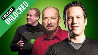 getlinkyoutube.com-3 Xbox Bosses Share Secrets of the Console's Past - Podcast Unlocked 201