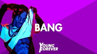 "getlinkyoutube.com-Travis Scott x Kanye West x Tory Lanez Type Beat 2016 - ""Bang"" 