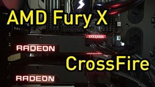 getlinkyoutube.com-AMD Fury X CrossFire Gaming Benchmarks vs SLI Titan X