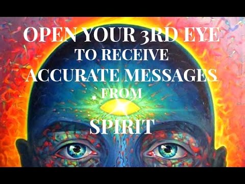 Receive Accurate Messages from Spirit Guides. Guided Meditation.