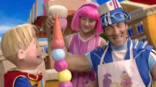 getlinkyoutube.com-Lazy Town Episodio 10