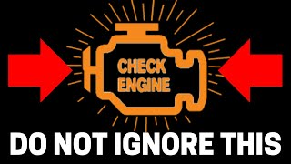 How To Fix Your Check Engine Light That's On