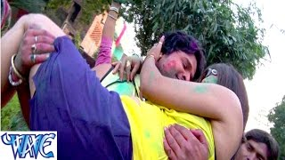 getlinkyoutube.com-तनिका डाल देवे दे Tanika Daal Leve De - Lal  Abeer- Ritesh Pandey -  Bhojpuri Hot Holi Songs 2015 HD