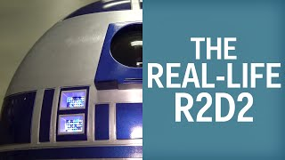 getlinkyoutube.com-This Real-Life R2D2 Cost $6,000 To Make