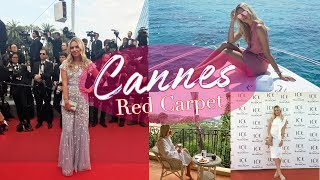 I WALKED THE RED CARPET AT THE CANNES FILM FESTIVAL | Cannes Travel Vlog