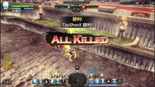getlinkyoutube.com-TzuShocK DWC Series #1 │ Champion of Cleric Qualifier │ Dragon Nest Taiwan