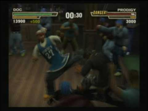 Def Jam Fight for NY - Redman as Doc vs Prodigy
