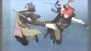 getlinkyoutube.com-Rokka no Yuusha - AMV - Hero - Skillet