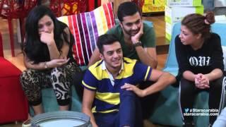 getlinkyoutube.com-إهاب امير من المغرب باللون المغربي في جلسة السوشيال ميديا- ستار اكاديمي 11 / 21-10-2015