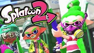 Splatoon 2 - Global Testfire #06 - Nintendo Switch Gameplay - NEW Splat Dualies & Maps - Live Stream