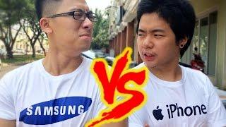 getlinkyoutube.com-iPhone vs. Samsung