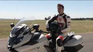 getlinkyoutube.com-The Bike Show TT (Episode 3) BMW K1600GT