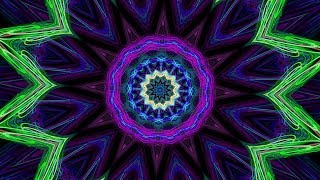 """The Splendor of Color Kaleidoscope Video v1.5 or as Marvin Minsky would say, """"Something soothing."""""""
