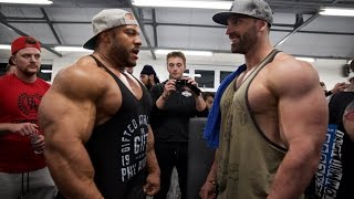 getlinkyoutube.com-EPIC WORKOUT | Bradley Martyn, Phil Heath, Kai Greene, Dana & Rob Bailey and Ulisses Jr,